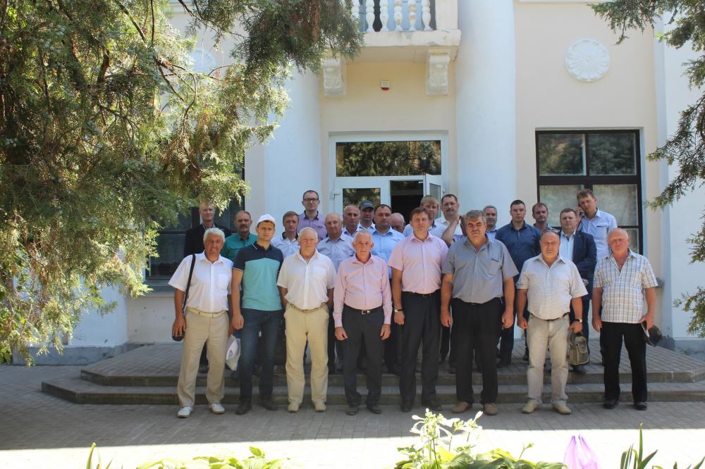 Сотрудники Центрально-Черноземной МИС посетили совещание к празднованию 70-летия системы испытаний.